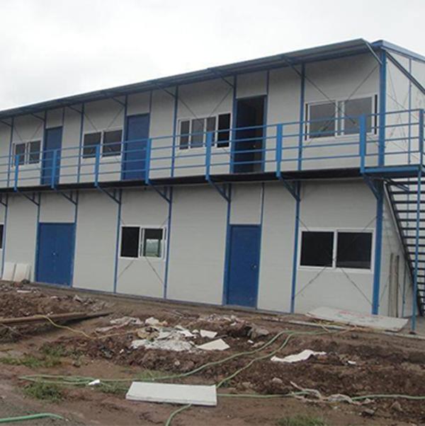 汶川地震临时活动房