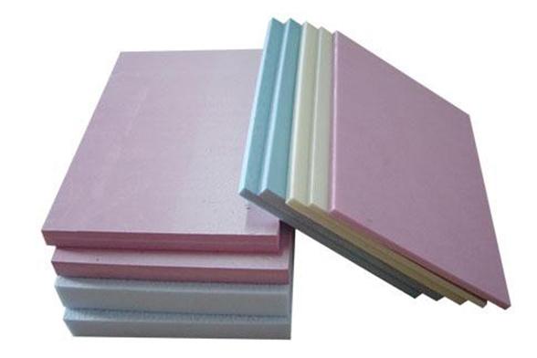 北京泡沫板为您介绍挤塑板与泡沫板性能的区别