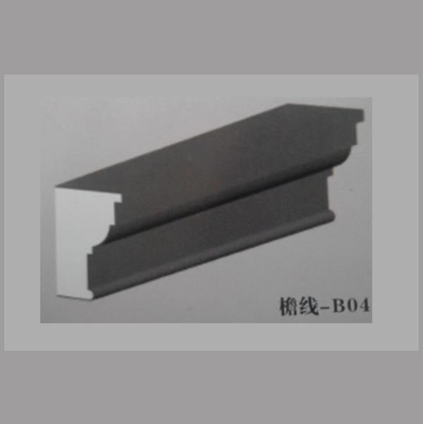 EPS檐线生产